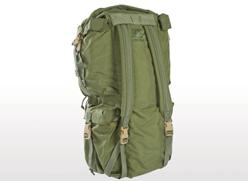 NAR救急救護キット担架付-WALK(OD Green)標準装備品付き