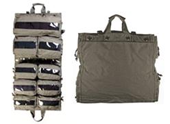 NAR外傷救護キットシートバッグ-Medic Trauma Sheet Bag(グレー)