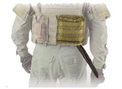 NAR救急携帯担架(EEL)(オリーブ)