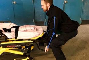 NO.65 救急サービスにおける手、腕、肩の過剰使用による負傷の予防