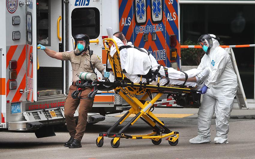 NO.72 セルフケアは、COVID-19に対応する救急隊員および救急救命士のストレスレベルを管理するために極めて重要