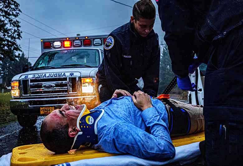 NO.81 骨盤外傷が疑われた場合の救急処置における早期骨盤バインダー使用の効果